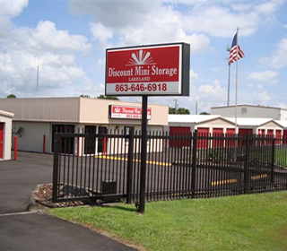 Self Storage Facilities Professional Realty Management Inc